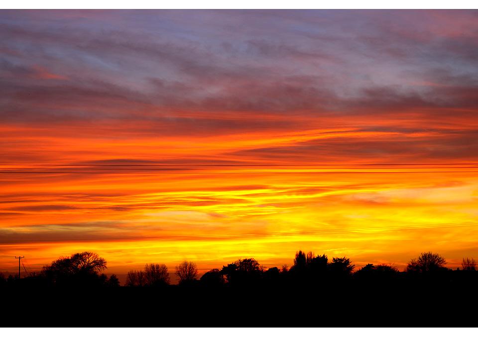 Chi-Sunset
